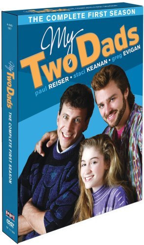 My Two Dads My Two Dads Season 1 Nr 4 DVD