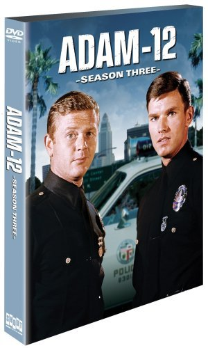 Adam 12 Adam 12 Season Three Nr 4 DVD