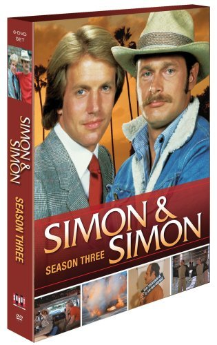 Simon & Simon Simon & Simon Season Three Nr 6 DVD
