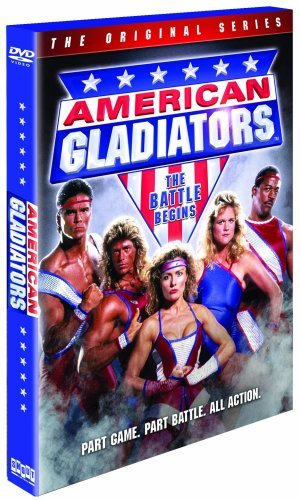 Battle Begins American Gladiators The Origin Nr