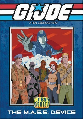 M.A.S.S. Device G.I. Joe A Real American Hero Nr