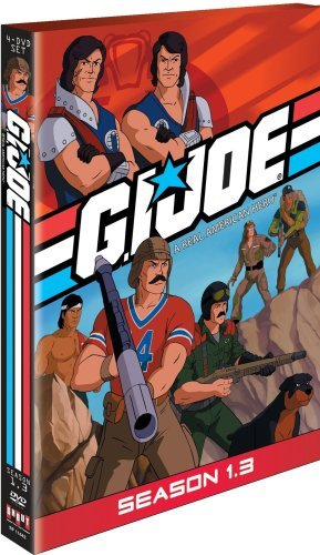 G.I. Joe A Real American Hero Season 1.3 Nr 4 DVD