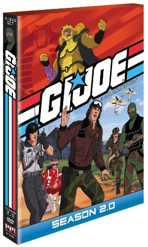 G.I. Joe A Real American Hero Season 2 Nr 4 DVD