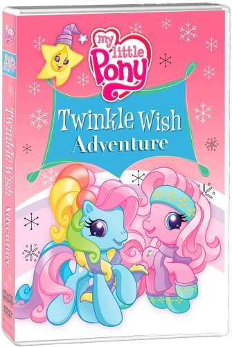 Twinkle Wish Adventure My Little Pony Nr