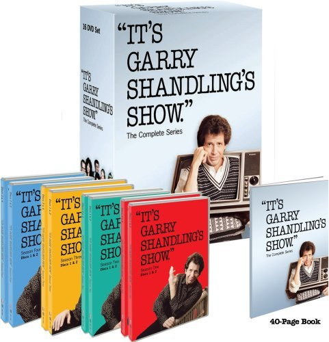 It's Garry Shandling's Show It's Garry Shandling's Show C Ur 16 DVD
