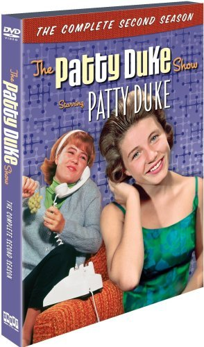 Patty Duke Show Patty Duke Show Season 2 Nr 6 DVD