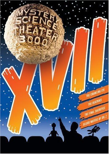 Mystery Science Theater 3000 Mystery Science Theater 3000 Vol. 17 Nr 4 DVD