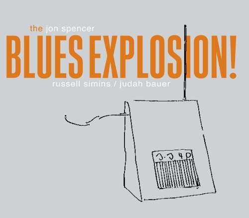The Jon Spencer Blues Explosion Orange + Experimental Remixes 2 CD