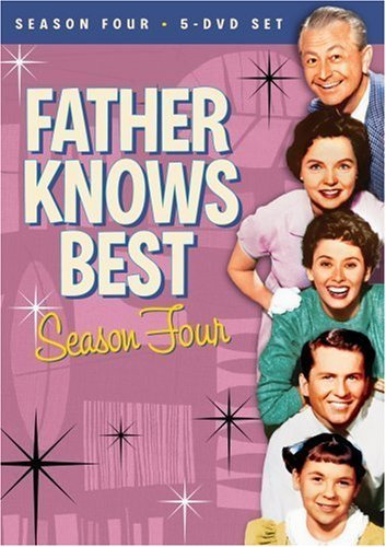Father Knows Best Season 4 DVD