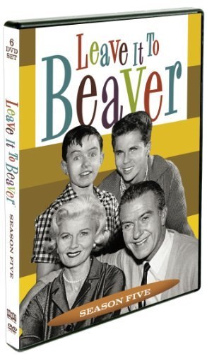 Leave It To Beaver Leave It To Beaver Season 5 Nr 6 DVD