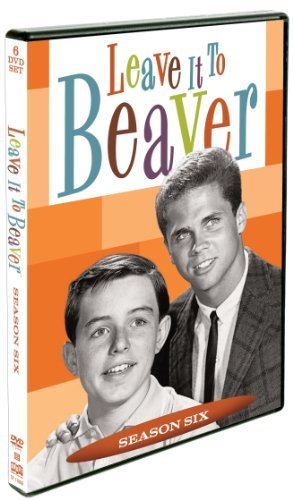 Leave It To Beaver Season 6 DVD