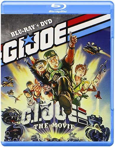 G.I. Joe A Real American Hero G.I. Joe A Real American Hero Ws Blu Ray Nr