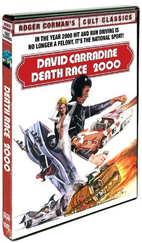 Death Race 2000 Carradine Stallone Nr
