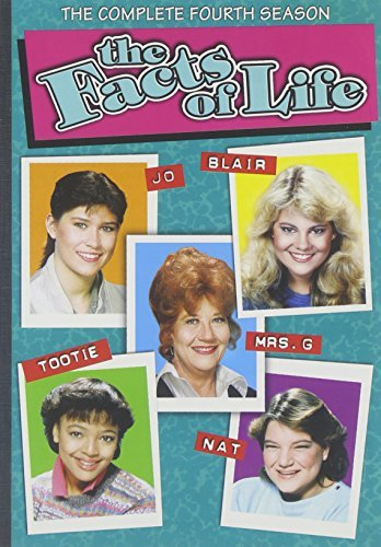 Facts Of Life Season 4 DVD