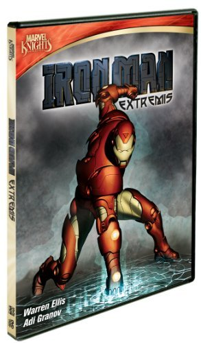 Marvel Knights Iron Man Extre Marvel Knights Iron Man Extre Nr