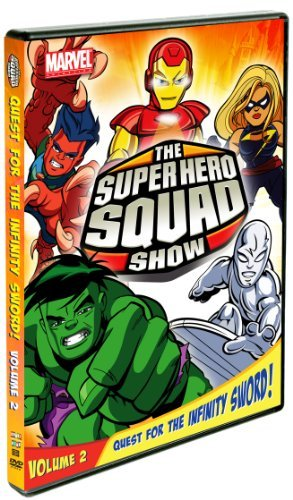 Super Hero Squad Show Vol. 2 Q Super Hero Squad Show Nr