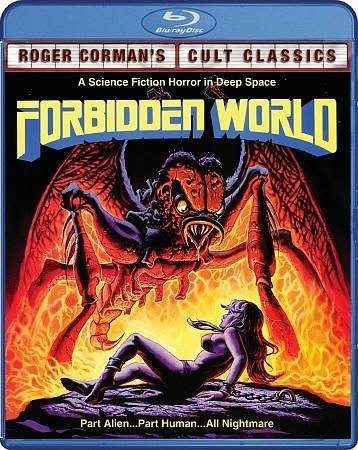 Forbidden World Forbidden World R