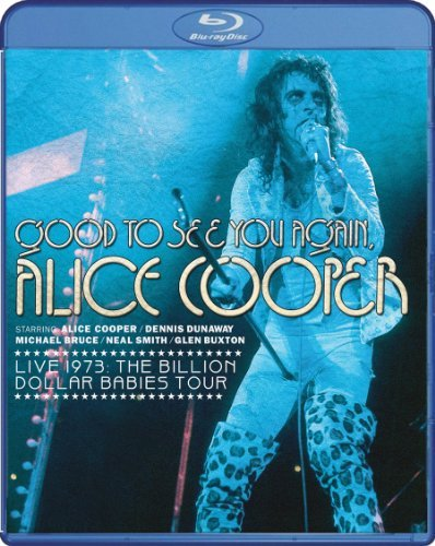 Alice Cooper Good To See You Again Live 197 Blu Ray Ws
