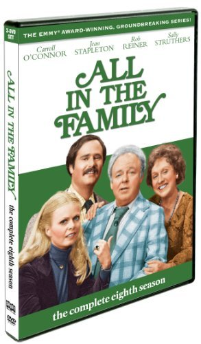 All In The Family Season 8 DVD