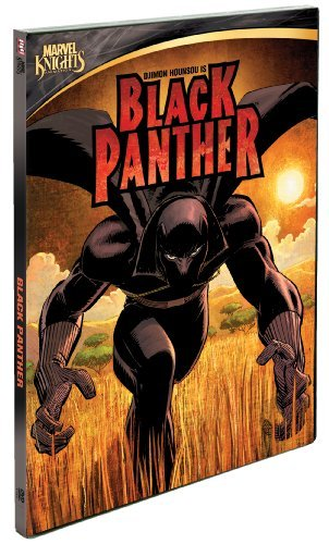Marvel Knights Black Panther Marvel Knights Black Panther Nr