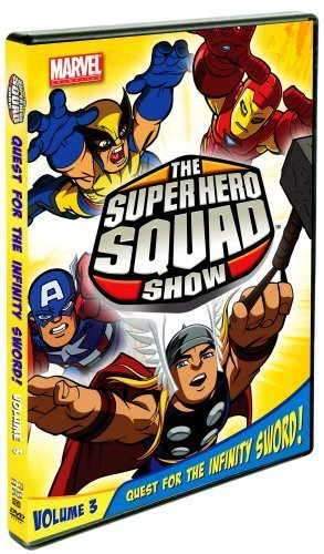 Super Hero Squad Show Vol. 3 Q Super Hero Squad Show Nr