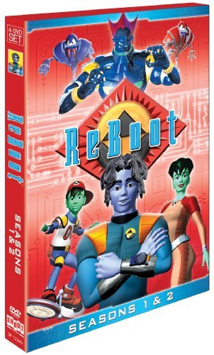 Reboot Seasons 1 & 2 Reboot Nr 4 DVD
