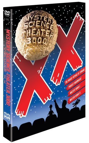 Mystery Science Theater 3000 Volume 20 DVD