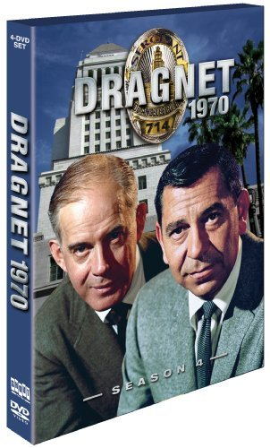 Dragnet Season 4 Nr 4 DVD