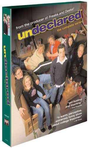 Undeclared Undeclared Complete Series Nr