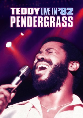 Teddy Pendergrass Teddy Pendergrass Live In '82