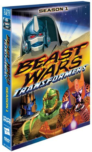 Transformers Beast Wars Seas Transformers Beast Wars Nr 4 DVD