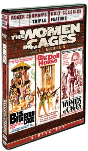 Big Bird Cage Big Doll House W Women In Cages Collection R 2 DVD
