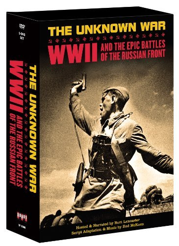 Unknown War World War2 & The Unknown War World War2 & The Nr 5 DVD