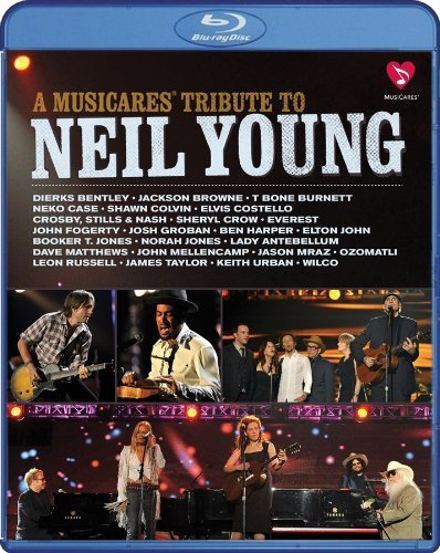 Musicares Tribute To Neil Youn Musicares Tribute To Neil Youn Blu Ray Ws