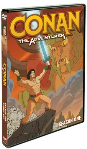 Conan The Adventurer Season 1 DVD Nr 2 DVD