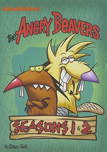Angry Beavers Angry Beavers Seasons 1 & 2 Nr 4 DVD