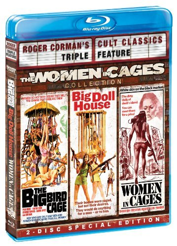 Roger Corman's Women In Cages Roger Corman's Women In Cages R 2 Br