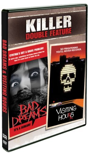 Killer Double Feature Bad Dre Bad Dreams Visiting Hours R