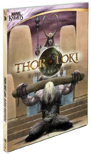 Blood Brothers Marvel Knights Thor & Loki Nr