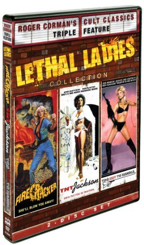 Lethal Ladies Collection Roger Corman Cult Classics R 2 DVD