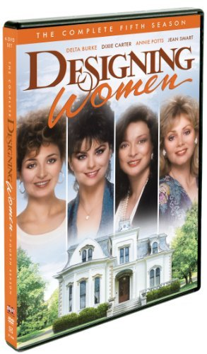 Designing Women Season 5 Nr 4 DVD