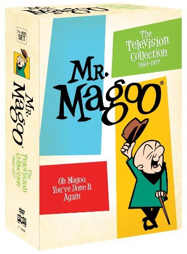 Mr. Magoo Television Collecti Mr. Magoo Nr