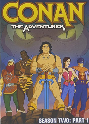 Conan The Adventurer Season 2 Volume 1 DVD