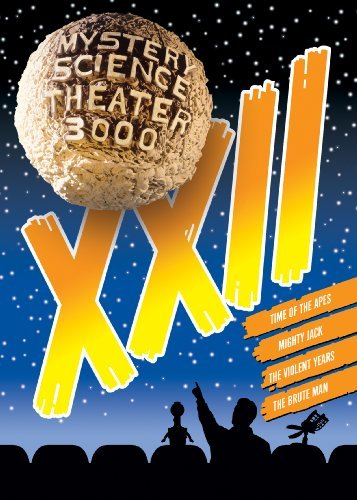 Mystery Science Theater 3000 Mystery Science Theater 3000 Nr 4 DVD