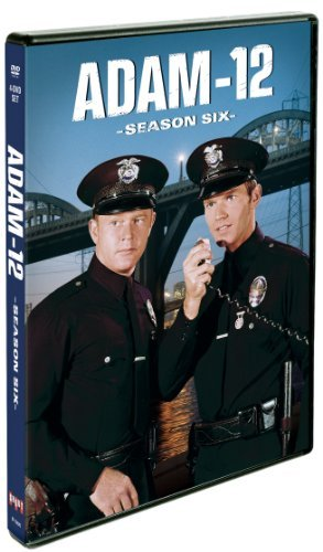 Adam 12 Season 6 DVD Nr 4 DVD
