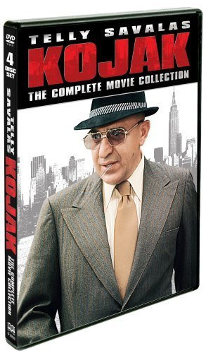 Kojak The Complete Movie Coll Kojak The Complete Movie Coll Nr 4 DVD