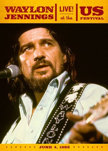 Waylon Jennings Live At The Us Festival 1983