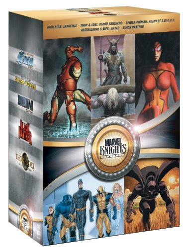 Marvel Knights Gift Set Marvel Knights Gift Set Nr