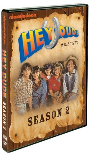 Hey Dude Season 2 DVD Nr 2 DVD