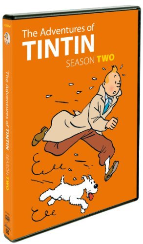 Adventures Of Tintin Season 2 Adventures Of Tintin Nr 2 DVD